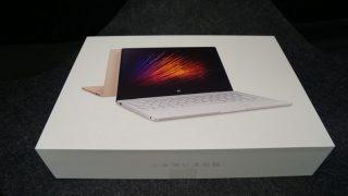 Gearbest 郭さんも思わず、破壊的なといってしまった価格 「739.99ドル」 Xiaomi Mi Notebook Air