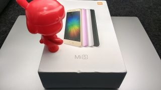 Gearbest抽選当選品の「Xiaomi Mi5」開封!