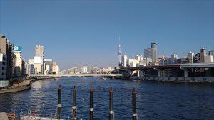 両国橋(16:9で撮影)