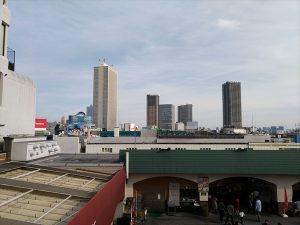 池袋東武デパート屋上