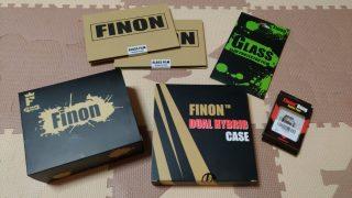 【PR】スマートフォンアクセサリーブランド「FINON (フィノン)」より、商品を提供いただきました。