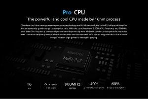 Helio P25+6GB RAM