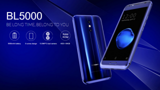 大容量バッテリー搭載 DOOGEE BL5000 = Honor Magic + Honor 9 + Mi Max ?【newsletter】