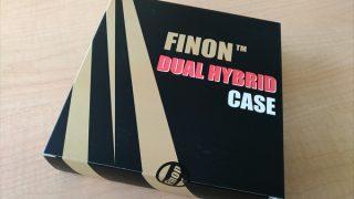 FINON 2つのモデルチェンジ機能を搭載した「デュアルハイブリッドケース」