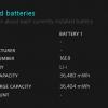 「Battery report」Xiaomi Mi Notebook Air 7ヶ月経過、バッテリーに劣化は見られるか?
