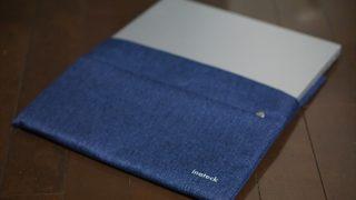 Xiaomi Mi Notebook Air 12.5 ケース、梅雨の時期なので撥水仕様のものへ