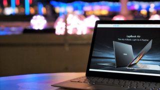 CHUWI LapBook Air 簡易レビュー  #Geekbuyingアンバサダー #ChuwiLapBookAir