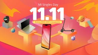 Geekbuying「Mi Singles Day」Mi Notebook Air 13.3 クーポン $679.99~
